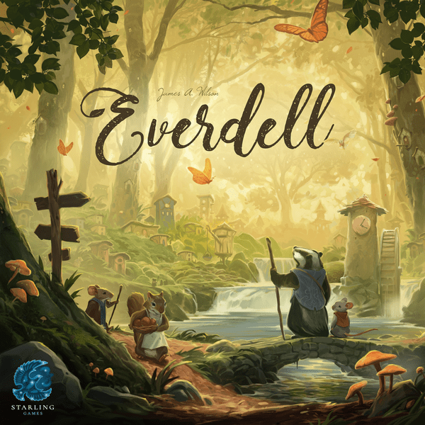 Starling Games (II) Everdell