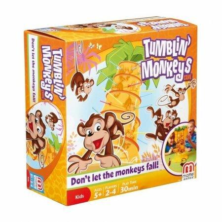 Mattel Games Padajúce opičky