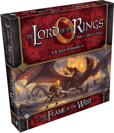 ab1c70dee The Flame of the West (The Lord of the Rings: The Card Game) - Pán ...