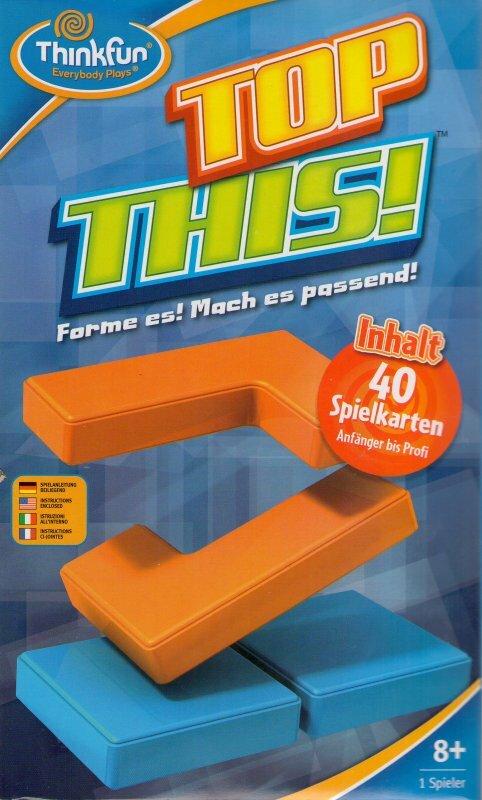 67e8b3629fb5e Top This - Hlavolamy | iHRYsko - spoločenské hry pre deti a dospelých