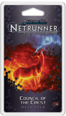 Android Netrunner - Council of the Crest