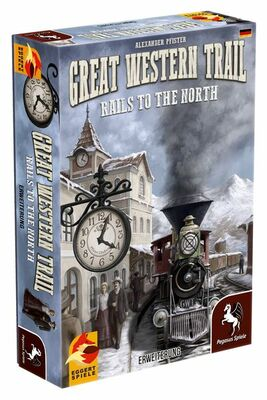Great Western Trail: Rails to the North (DE)