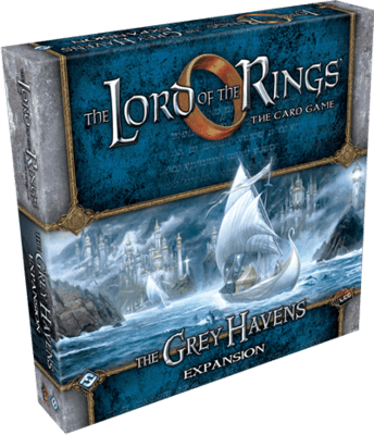 The Grey Havens: The Lord of the Rings: The Card Game