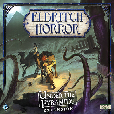 Eldritch Horror: Under the Pyramids exp.