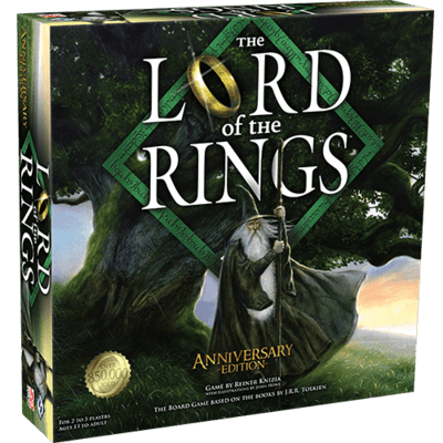 Lord of the Rings Board Game: Anniversary Edition