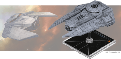 Star Wars X-Wing (Second Edition): VT-49 Decimator Expansion Pack