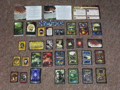 Arkham Horror - Miskatonic Horror