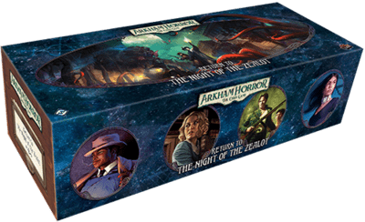Return to the Night of the Zealot: Arkham Horror LCG