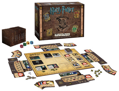 Harry Potter: Hogwarts Battle (Deck-Building Game)