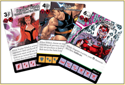X-Men First Class Booster Pack: Marvel Dice Masters
