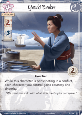 Elements Unbound: Legend of the Five Rings LCG