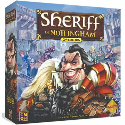 Sheriff of Nottingham (2nd ed.)