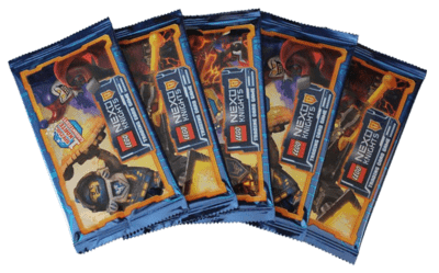 Lego Nexo Knights TCG Booster Pack