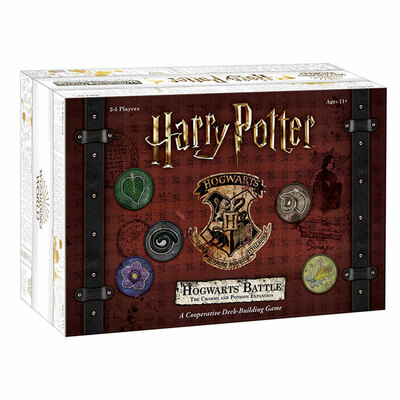 The Charms and Potions - Harry Potter: Hogwarts Battle (Deck-Building Game)
