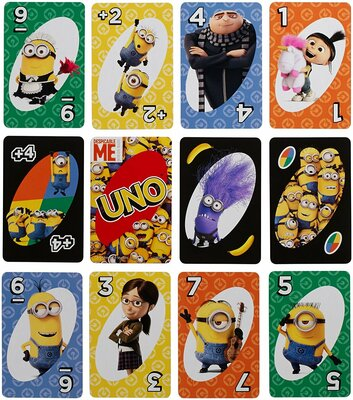 Uno: Despicable Me