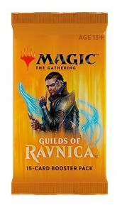 Guilds of Ravnica Booster Pack - Magic: The Gathering