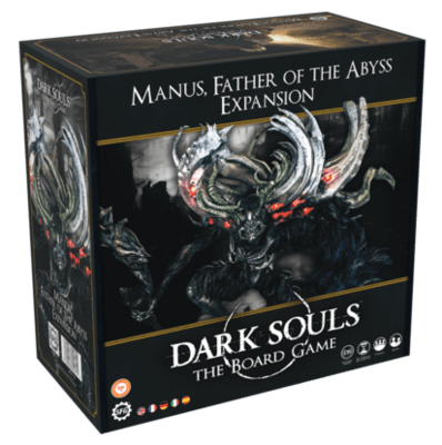 Dark Souls: The Board Game - Manus, Father of the Abyss Expansion