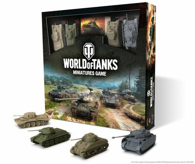World of Tanks Miniature game (CORE)