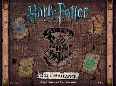 Harry Potter: Boj o Bradavice