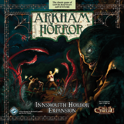 Arkham Horror - Innsmouth Horror