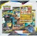 Pokémon: Ultra Necrozma 3-pack blister Sun and Moon 9 - Team Up