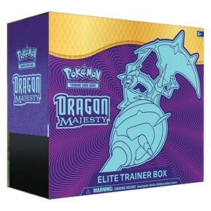 Pokémon: Elite Trainer Box - Dragon Majesty