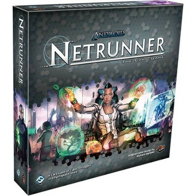 Android Netrunner LCG Revised Core Set