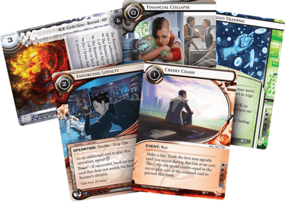 Android: Netrunner - Blood Money