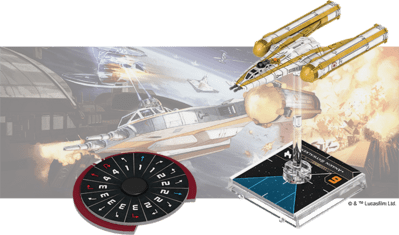 BTL-B Y-Wing: Star Wars X-Wing (Second Edition)