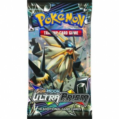 Pokémon: Sun and Moon 5: Ultra Prism Booster Pack
