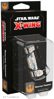 Star Wars X-Wing (Second Edition): Resistance Transport