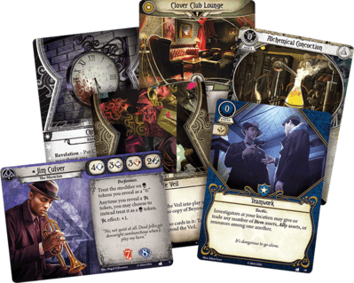 Arkham Horror LCG: The Dunwich Legacy Exp.