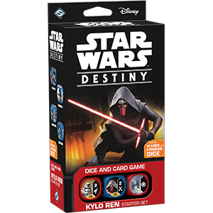 Star Wars: Destiny - Kylo Ren Starter Pack