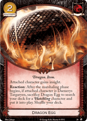 Dragons of the East - A Game of Thrones LCG (2nd)