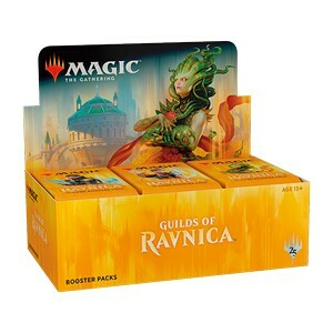 Guilds of Ravnica Booster Box - Magic: The Gathering