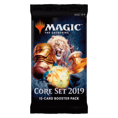 Core Set 2019 Booster Pack - Magic: The Gathering