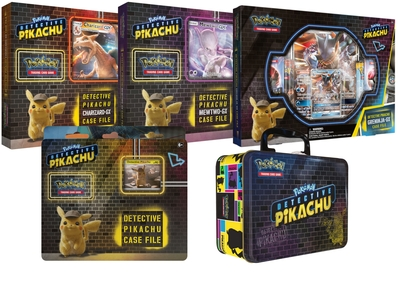 Pokémon: Detective Pikachu Big Bundle