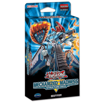 Yu-Gi-Oh!: Mechanized Madness Structure Deck