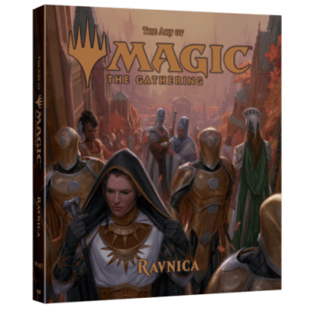 The Art of Magic: The Gathering - Ravnica (kniha)