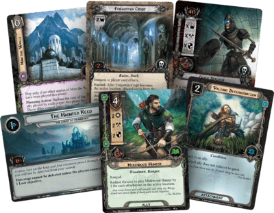 The Ghost of Framsburg (The Lord of the Rings: The Card Game)