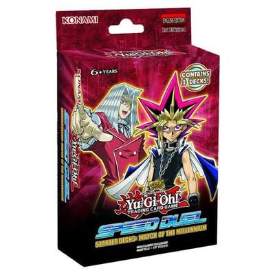 Yu-Gi-Oh!: Speed Duel Starter Deck - Match of the Millenium