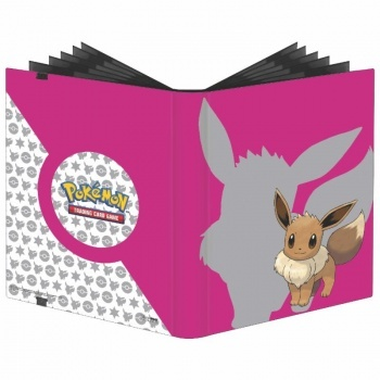 UltraPRO: 9-pocket album Pokémon Eevee 2019