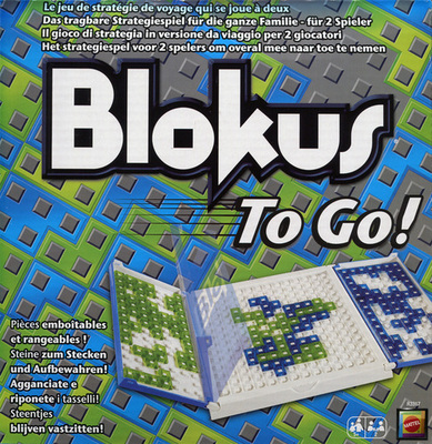 Blokus to Go! (Blokus DUO)