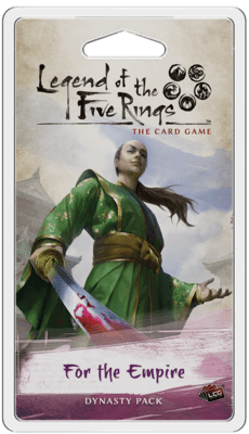 For the Empire: Legend of the Five Rings LCG