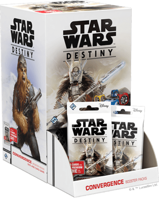 Star Wars: Destiny Convergence Booster Box