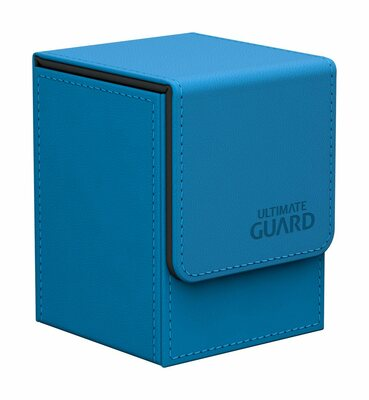 Krabička na karty Ultimate Guards Flip deck case 100+ Standard Size BLUE