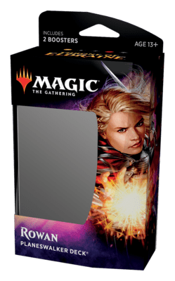 Throne of Eldraine Planeswalker Deck - Rowan: Magic the Gathering