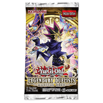 Yu-Gi-Oh!: Legendary Duelists: Magical Hero Booster Pack
