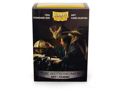 Obaly Dragon Shield Art Sleeve -The Astronomer (100 sleeves)
