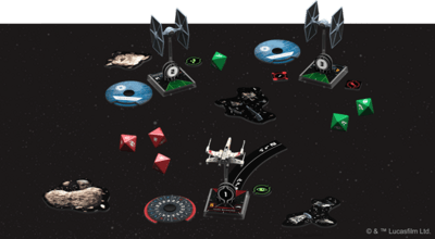 Star Wars: X-Wing Miniatures Game (Second Edition)